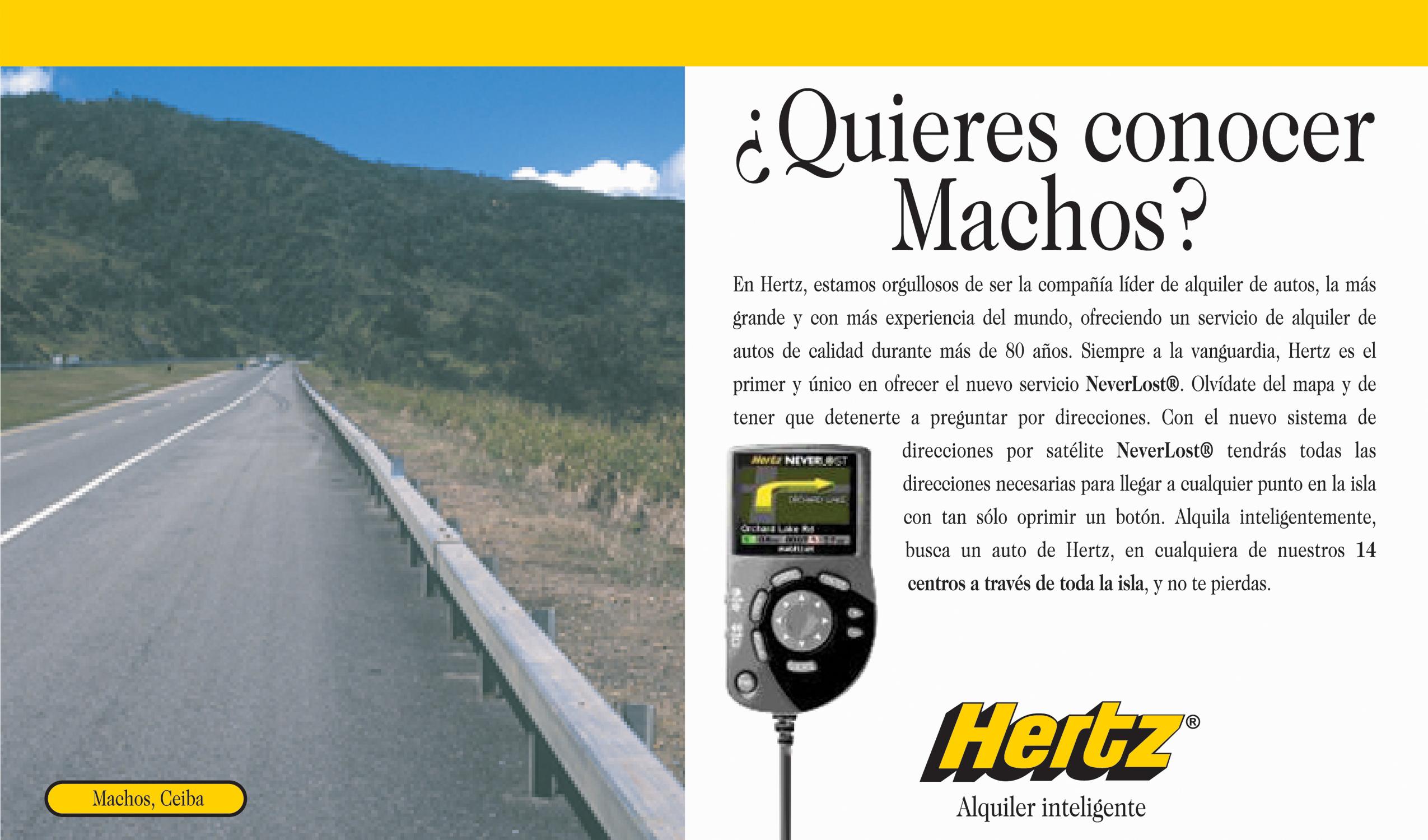 HERTZ-Machos